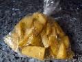 Impregnar las patatas