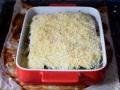 Espolvorear queso rallado