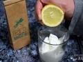 Zumo de medio limón