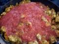 Añadimos el tomate triturado
