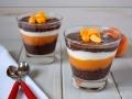Pudding de chía y melocotón