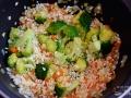Añadir arroz