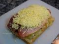 Montar el sándwich