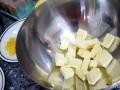 Batir la mantequilla
