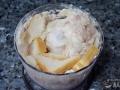 Añadir queso y pan