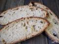 Rebanas de buen pan casero