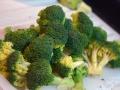 Trocear el brócoli