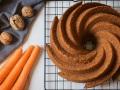 Carrot bundt cake