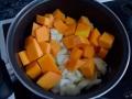 Saltear las verduras