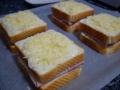 Espolvorear queso