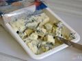 Desmenuzar el queso