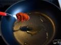 Dorar el pimentón