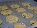 Aplastar para formar las galletas