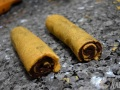 Rollos de galletas