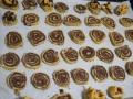Cortar y hornear las galletas