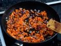 Pochar las verduras