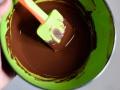 Derretir el chocolate