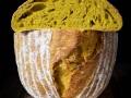 Pan de cúrcuma