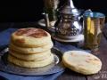 Pan de sémola marroquí