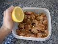 Echar limón