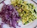 Picar la verdura