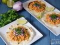 Tacos mexicanos de tofu