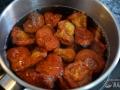 Hidratar los tomates secos