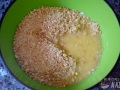 Mezclar con la mantequilla