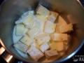 Derretir el queso